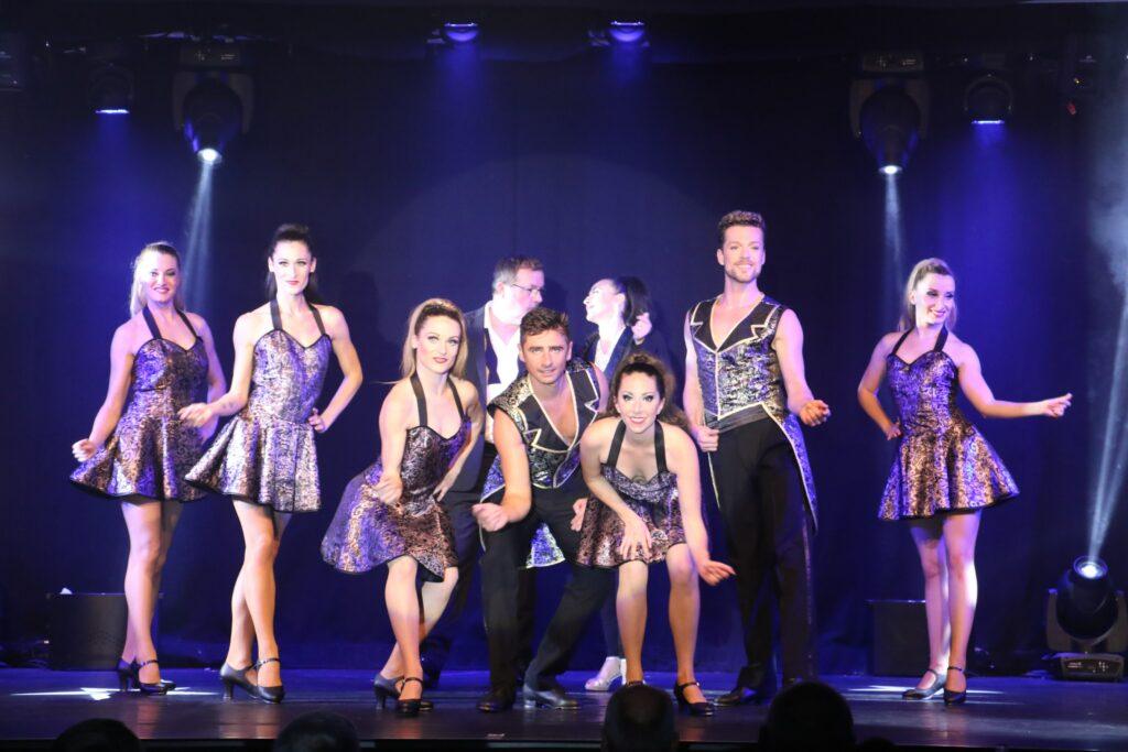equipe danseurs