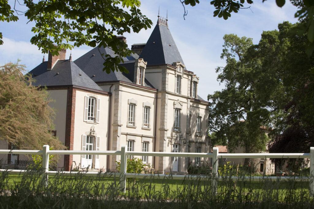 chateau la Richerie